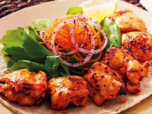 Ramadan special: Grilled chicken