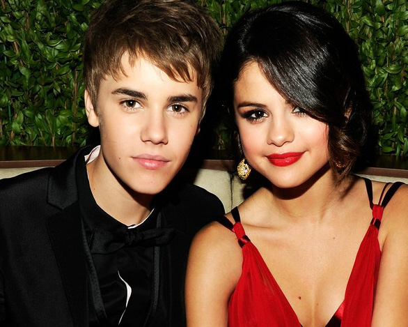 Cupid strikes Justin-Selena again!