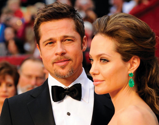 Pitt, Jolie to star together