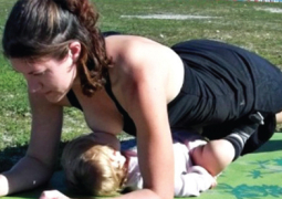 Breast feeding - Exercise