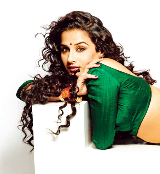 Wedding blues for vidya balan
