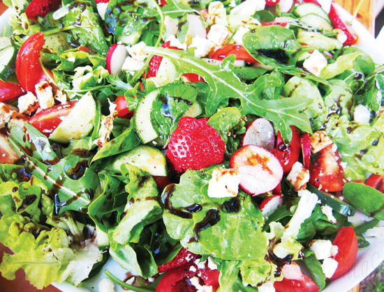 Rocket salad recipe