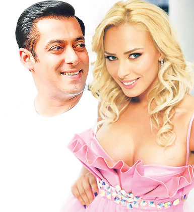 Iulia Vantur is Salman's new love