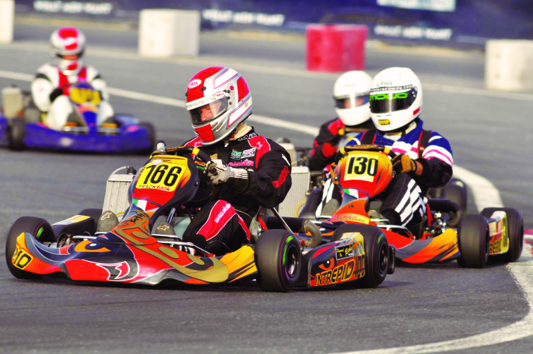 try go-karting