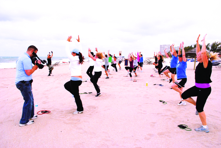 Beach Boot Camp