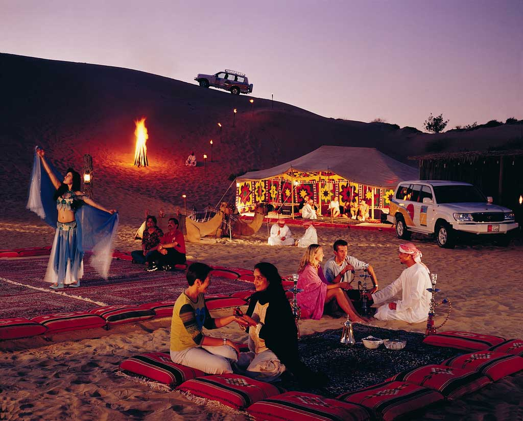 BBQ-Dinner-in-the-Desert-Safari-Camp