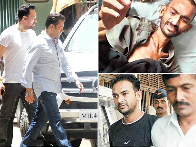 The dark story of Salman Khan's body guard