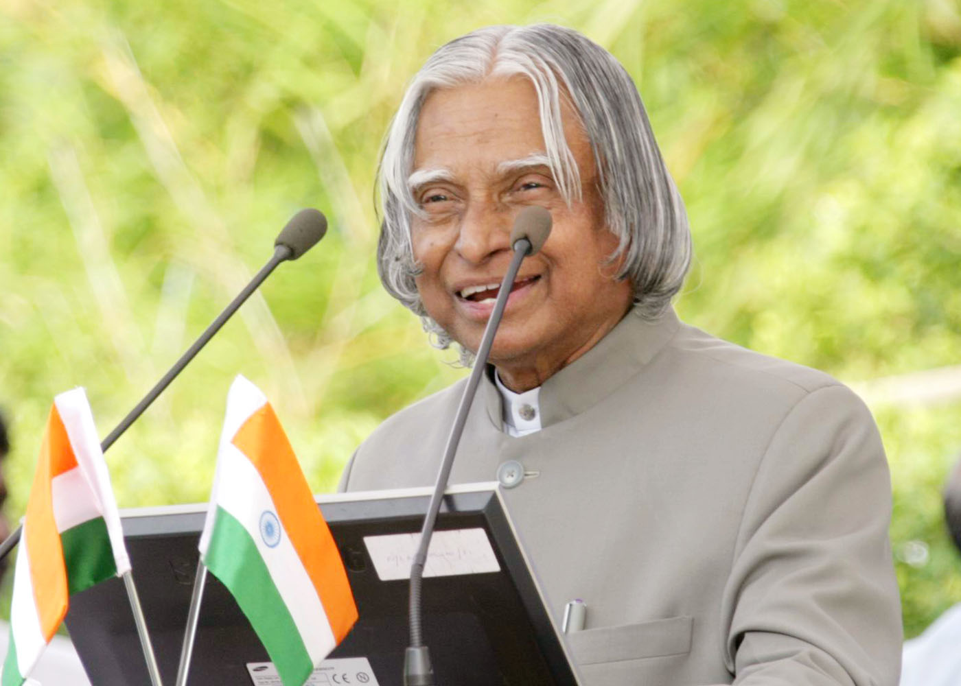 Indian ex-president A.P.J. Abdul Kalam dies at 83