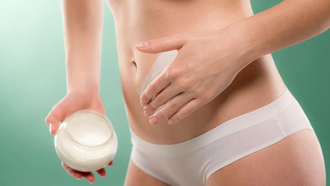 Natural ways to fight stretch marks
