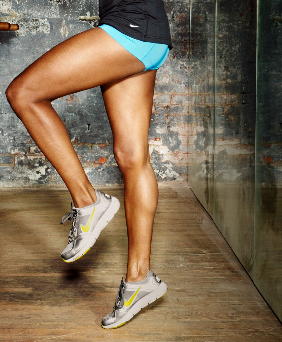 Top five exercises for thighs