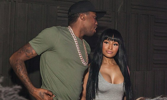 Dubai welcomes Nicki Minaj and Meek Mill