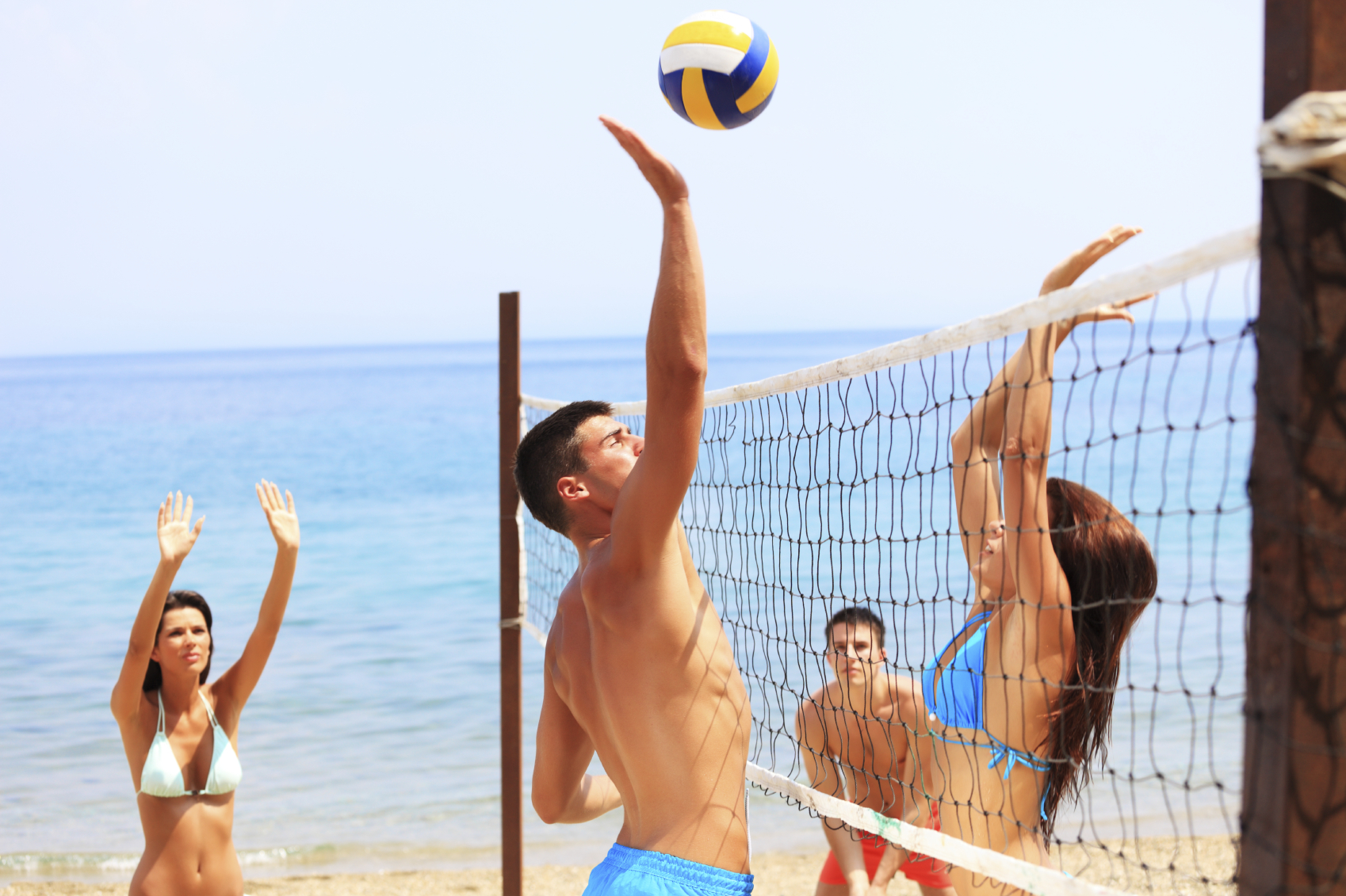 Volleyball Fitness